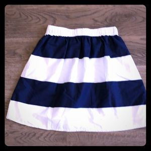 Precious Lilly Pulitzer striped skirt